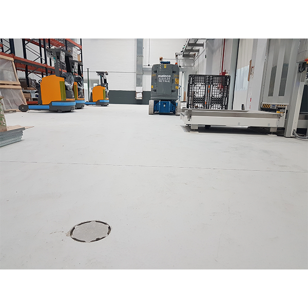 Boehringer - Sumideros Industriales y de Mediana Capacidad