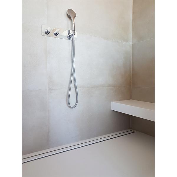 Canal de ducha Diseño Cainox