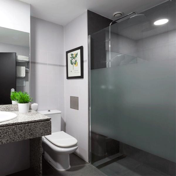 Hotel SH Abashiri - Canal de ducha Basic