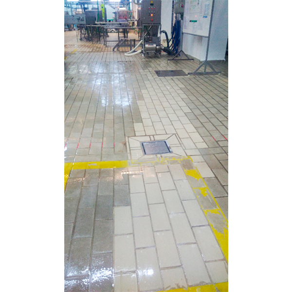 Ice Cream Factory Comaker - Sumidero Industrial