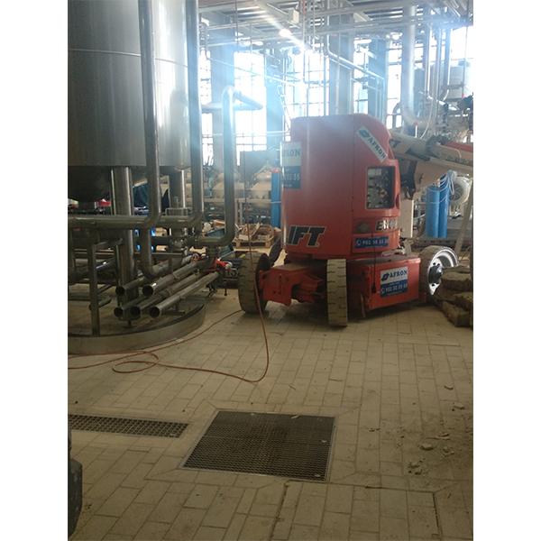 Cervezas Ambar - La Zaragozana - Canal Industrial